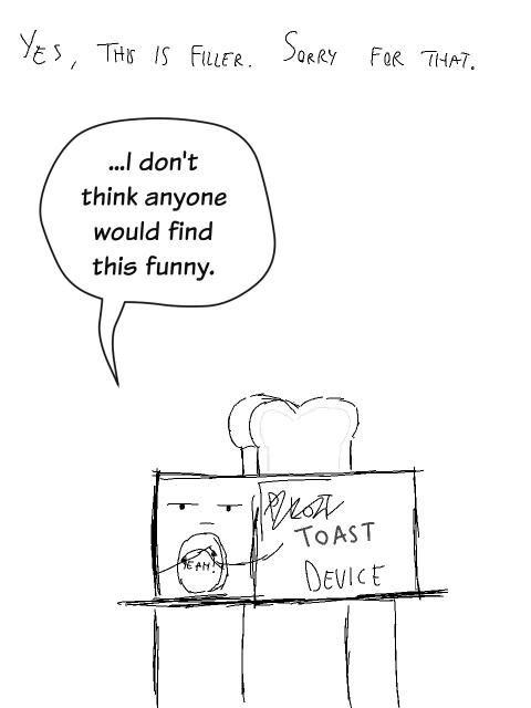 Toast filler